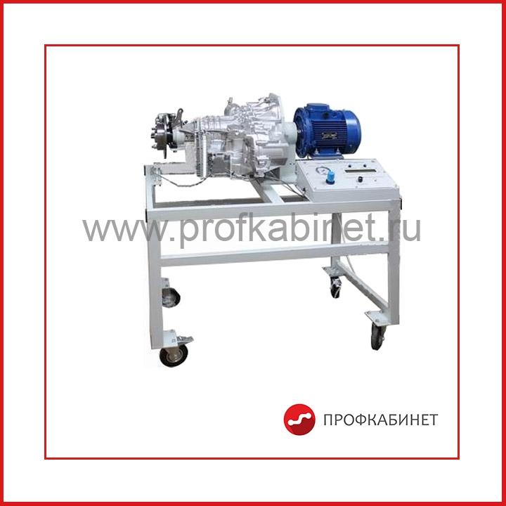 Автоматизированный лабораторный стенд «Рабочие процессы гидродинамического трансформатора» РП-ГДТ