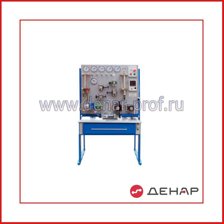 Типовой комплект учебного оборудования «Электрогидравлические приводы и автоматика» (СГУ-СТ-010-23ЛР-01)