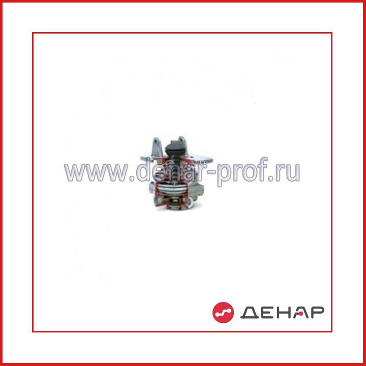 Набор разрезов  пневмоаппаратов пневматической тормозной системы автомобиля