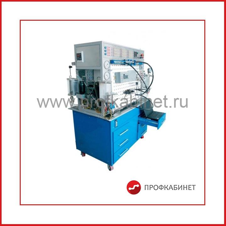 Типовой комплект учебного оборудования «Гидропривод и электрогидроавтоматика» (СГУ-УН-08-40ЛР-02)
