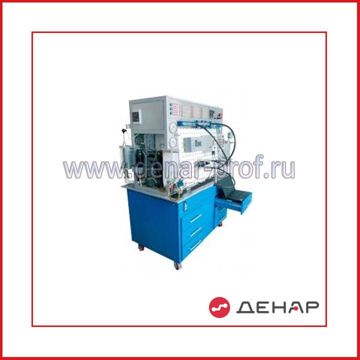 Типовой комплект учебного оборудования  «Гидропривод, гидроавтоматика и автоматизация технологических процессов» (СГУ-УН-08-81ЛР-02)