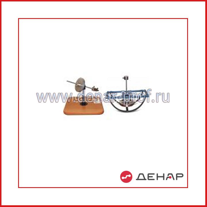 Типовой комплект демонстрационного оборудования по курсу «Механика»