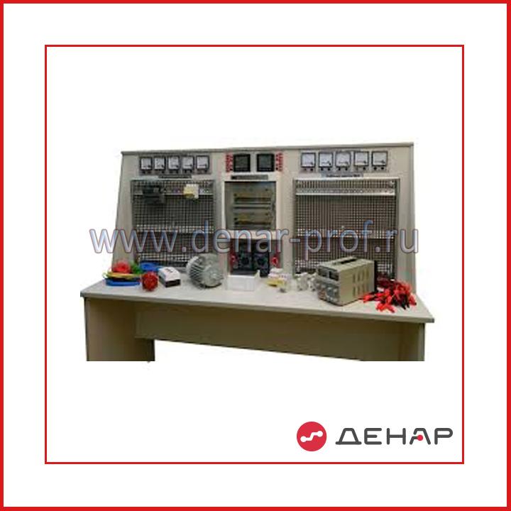 СТЦТ-01 Сборка и тестирование цепей переменного и постоянного тока