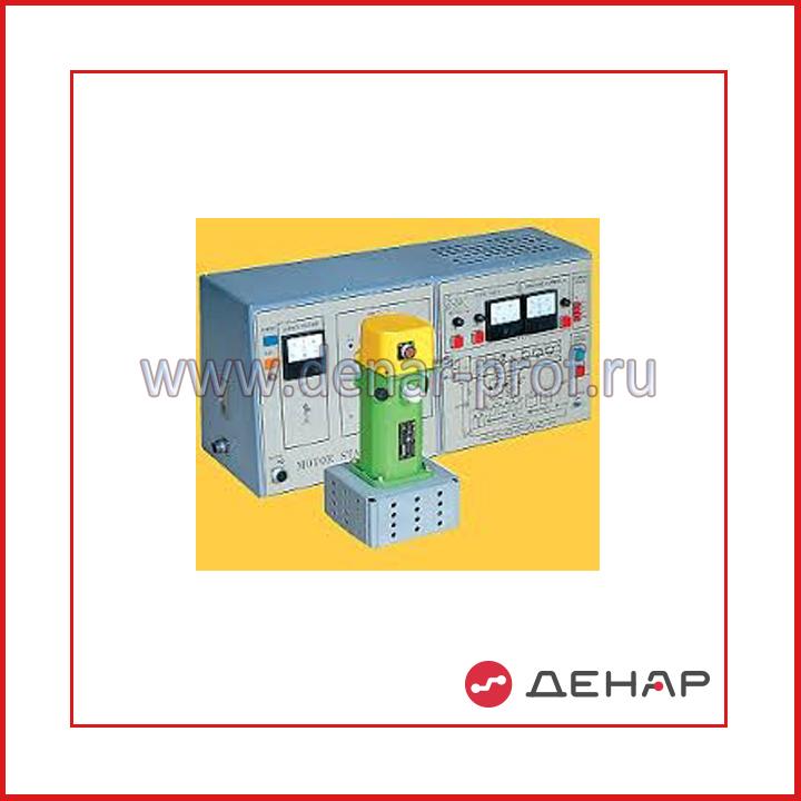 ИРПД-к реостатного пуска и торможения двигателя постоянного тока