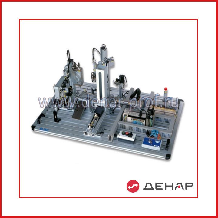 MAP-205 Система автоматической сборки учебный стенд