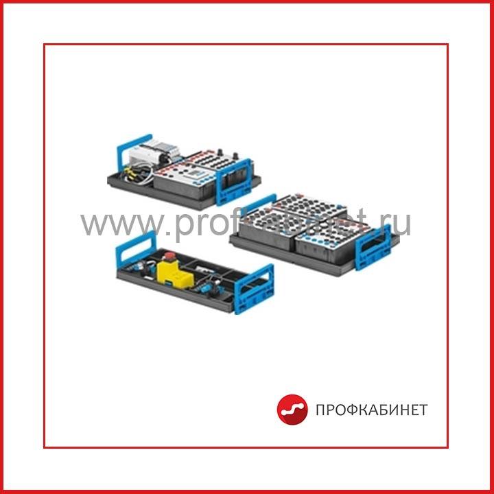 Комплект элементов TP 201 – основной курс Базовое обучение в области электропневмоавтоматики