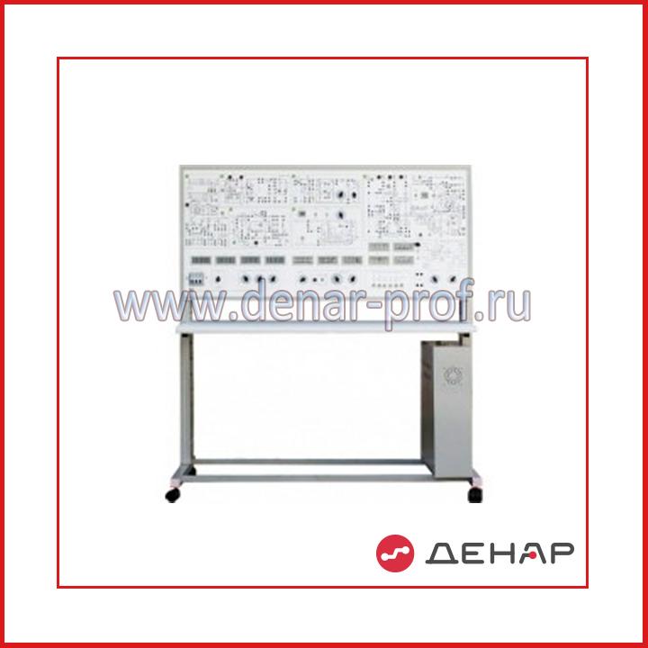 Электротехника и основы электроники с МПСО НТЦ-01.01.1
