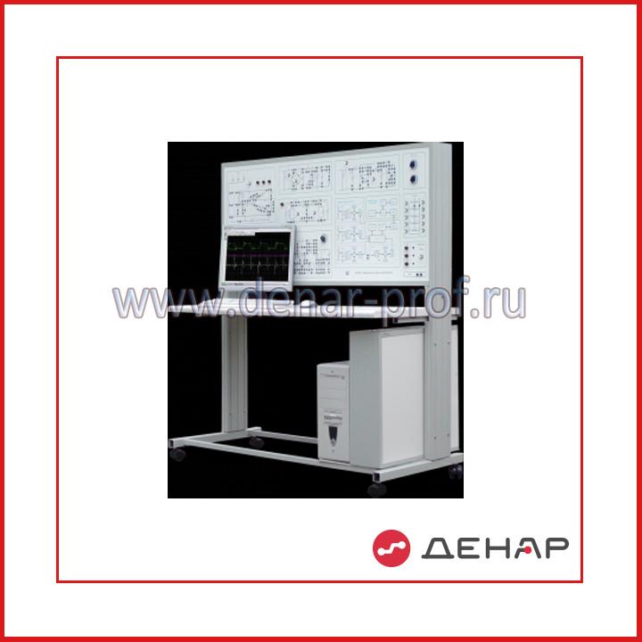 Теоретические основы электротехники с МПСО НТЦ-01.06.2