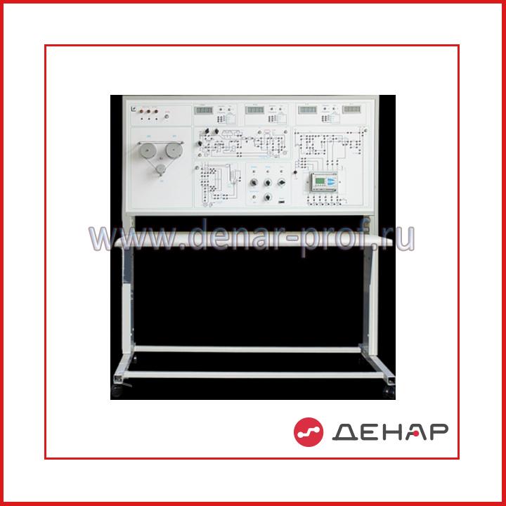 НТЦ-07.02 Автоматизированное управление электроприводом