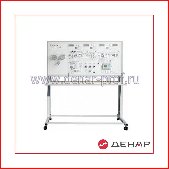 НТЦ-07.02.2 Автоматизированное управление электроприводом с МК