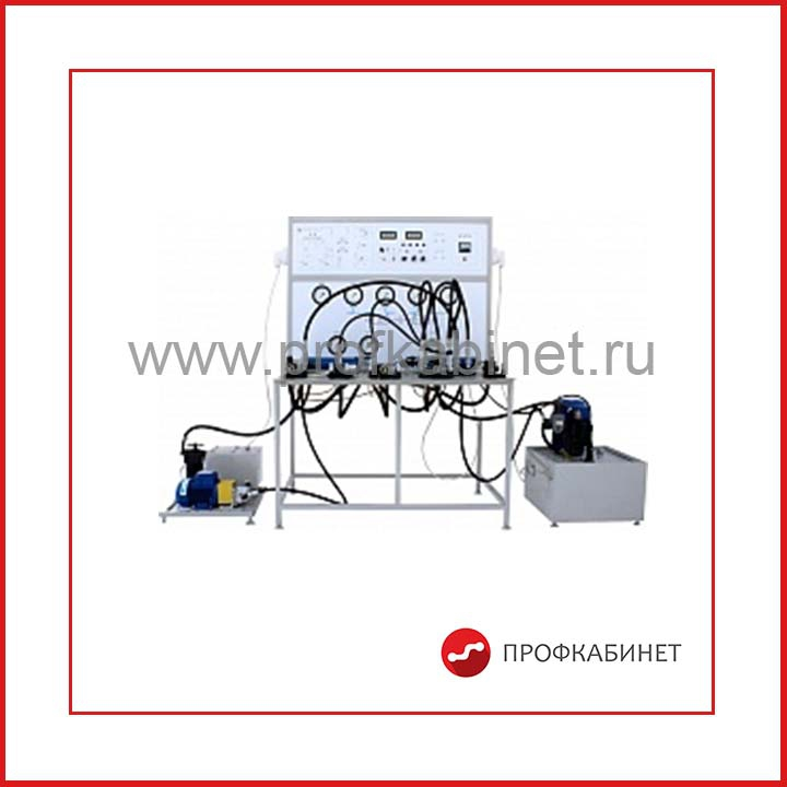 Автоматизированный гидропривод НТЦ-11.95