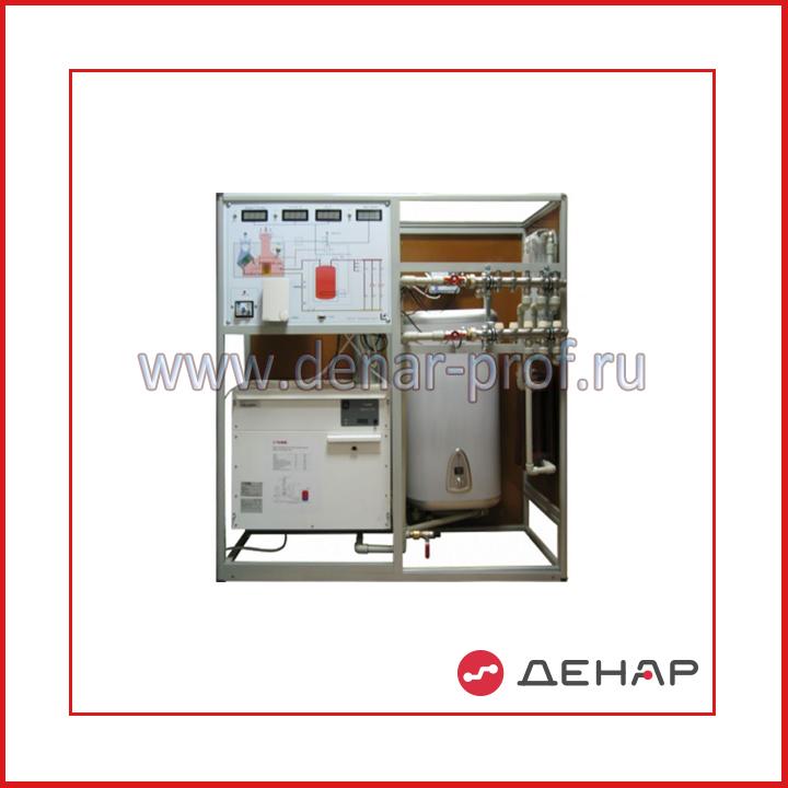 НТЦ-14.52 Энергосберегающие технологии. Тепловой насос с МПСО