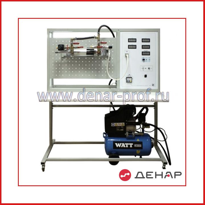 Термодинамические процессы с МПСО НТЦ-14.79