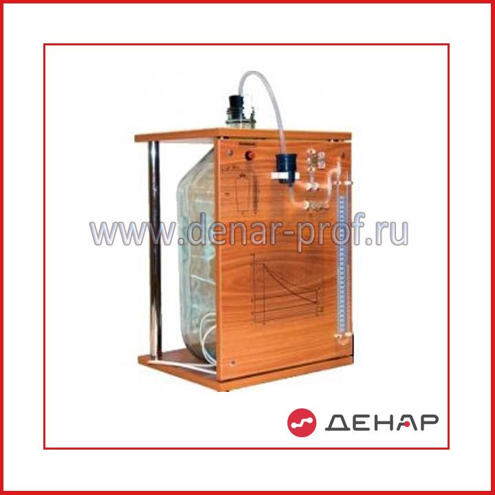 НТЦ-22.05.3 Определение коэффициента вязкости воздуха