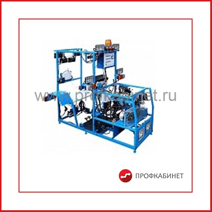 НТЦ-15.02 Система электрооборудования семейства модернизированных тракторов Беларус.