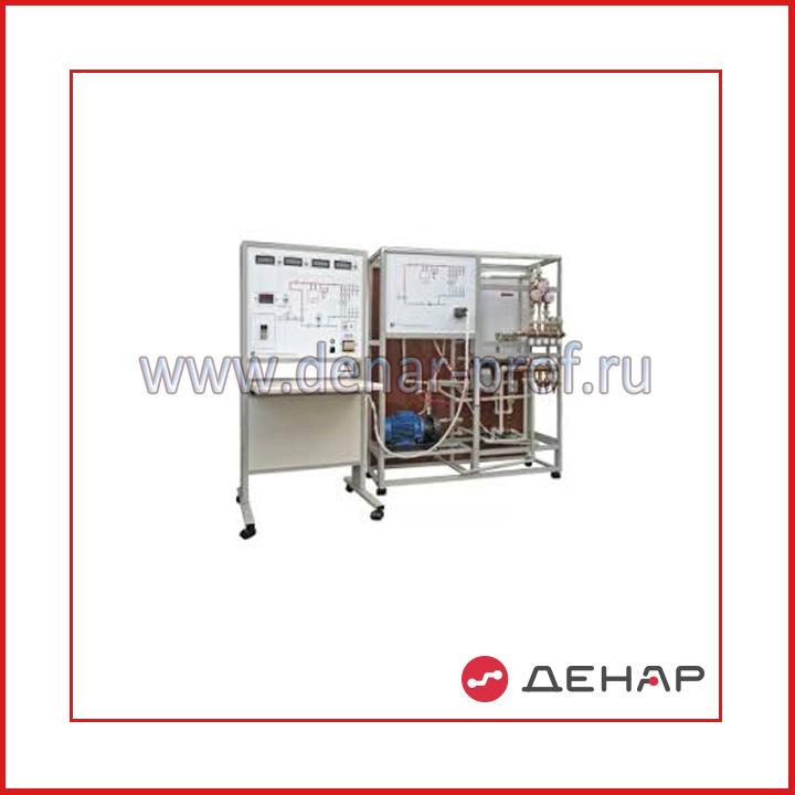 НТЦ-14.82 Энергосберегающие технологии. Исследование вихревого генератора.