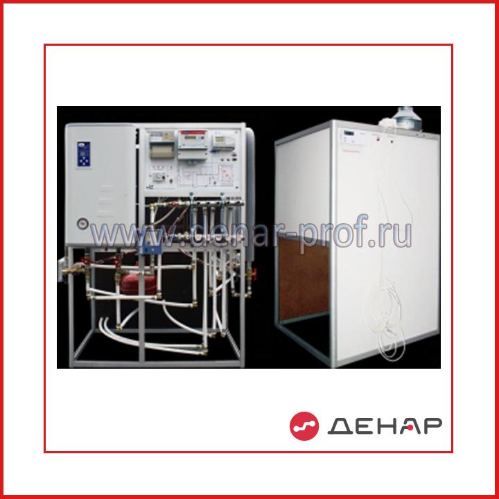 НТЦ-14.50 Энергосберегающие технологии. Теплоснабжение с МПСО