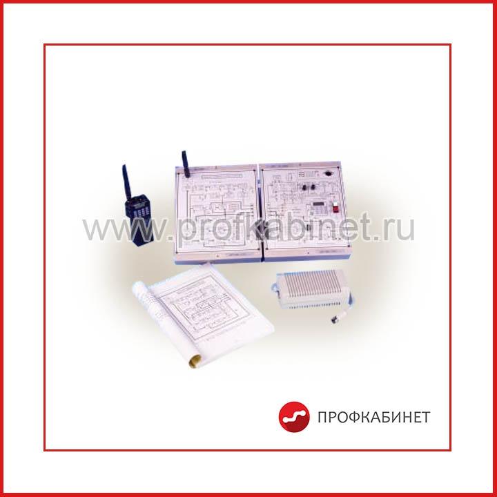 Набор для изучения аналоговых устройств радиосвязи KL-900B