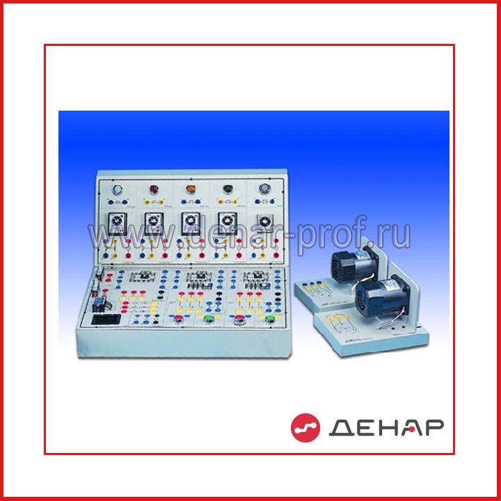 Стенд для изучения силовых электрических цепей KL-280