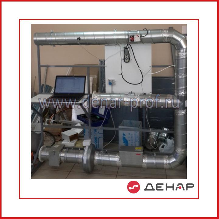 Системы вентиляции с автоматическим поддержанием температуры нагреваемого воздуха СВ-АПТНВ-01