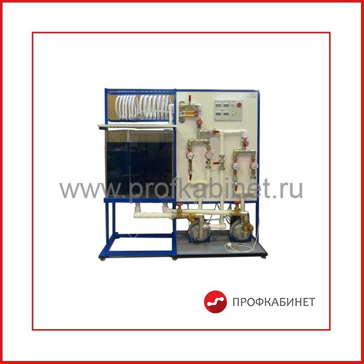 Типовой комплект учебного оборудования Испытание динамических насосов ИДН-011-6ЛР-02-ПК