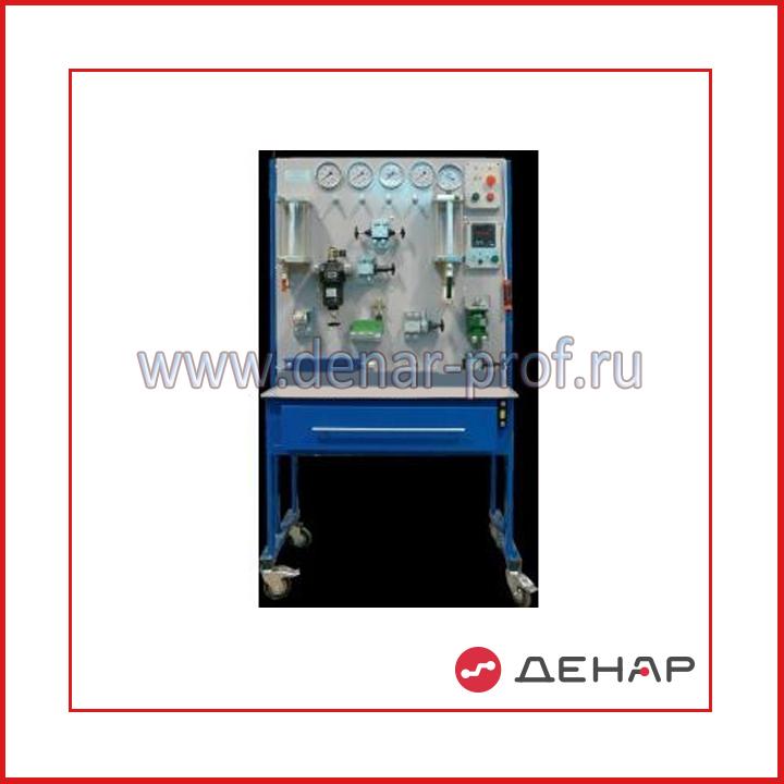 Типовой комплект учебного оборудования «Гидравлическая аппаратура» СГУ-СТ-010-8ЛР-01