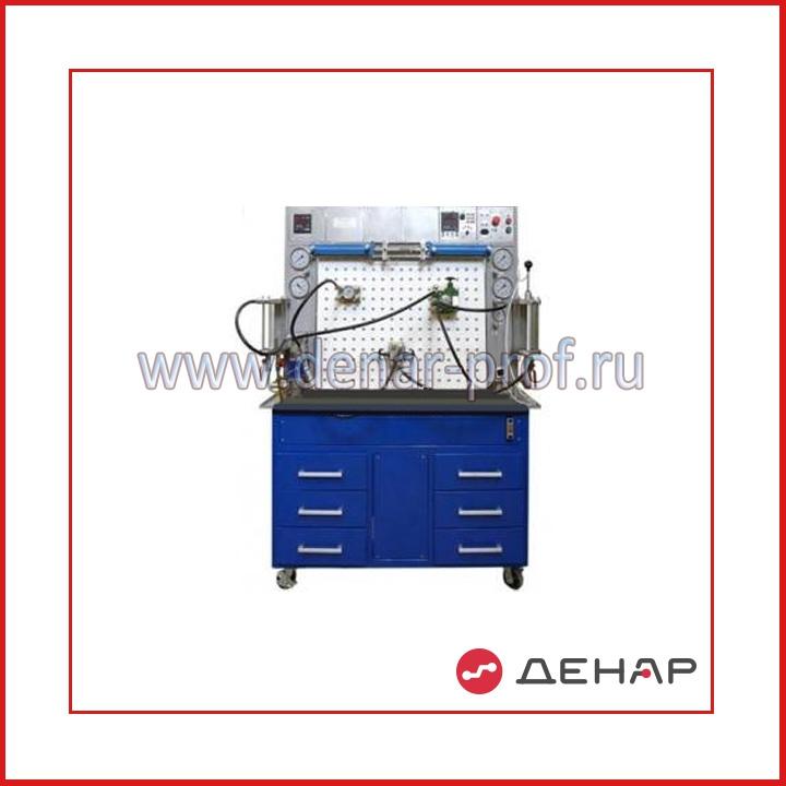 Типовой комплект учебного оборудования «Гидропривод и гидроавтоматика» СГУ-УН-08-26ЛР-01