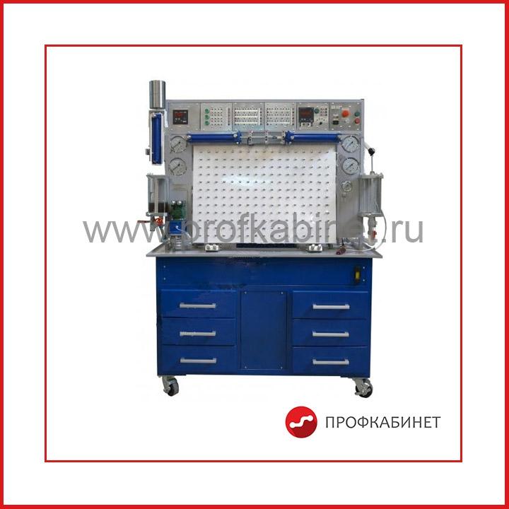 Типовой комплект учебного оборудования «Гидропривод и электрогидроавтоматика» СГУ-УН-08-40ЛР-01