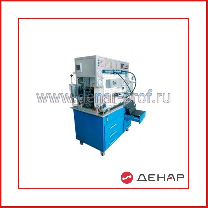 Типовой комплект учебного оборудования «Гидропривод и электрогидроавтоматика» СГУ-УН-08-40ЛР-02