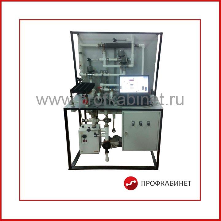 Лабораторный комплекс «Теплотехника жидкости» ТПЖ-010-6ЛР-01