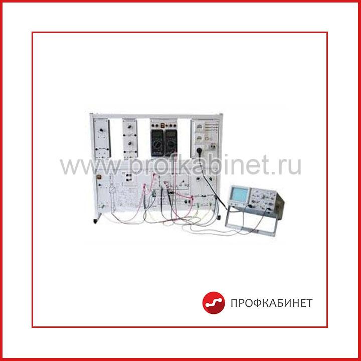 Электрические измерения в системах электроснабжения ЭИСЭС1М-С-Р