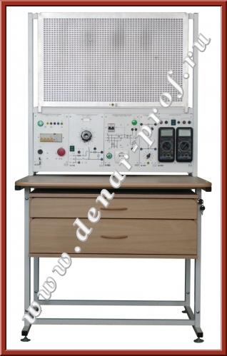 """Комплект учебно-лабораторного оборудования """"Стол радиомонтажника начального уровня"""""""
