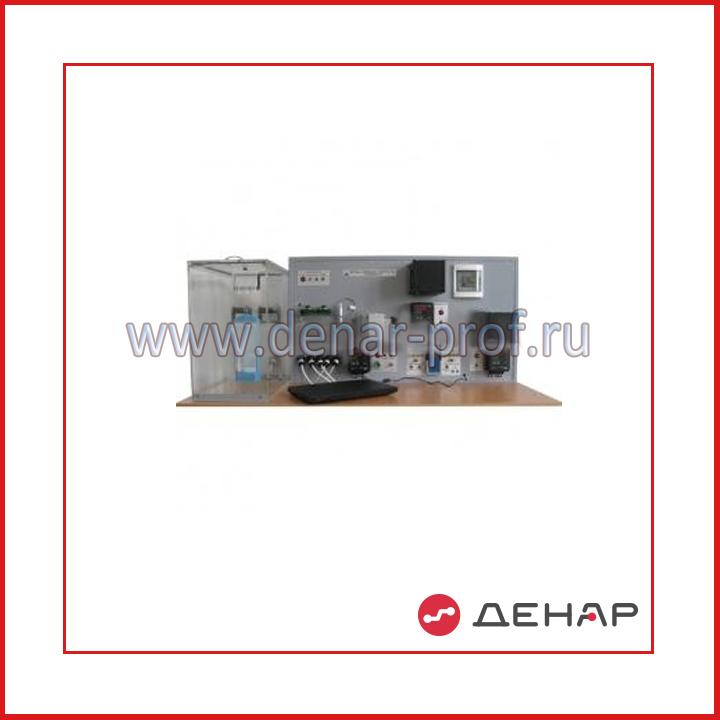 """Лабораторный стенд «Методы измерения температуры и влажности"""" МИТиВ-02"""