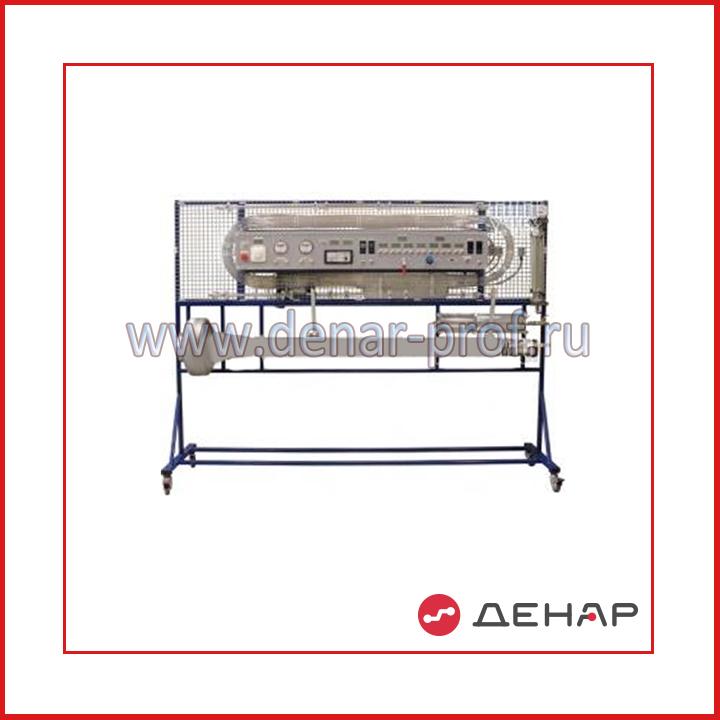 Типовой комплект учебного оборудования «Основы газовой динамики» ОГД-010-13ЛР-01