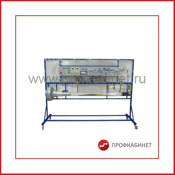 Типовой комплект учебного оборудования «Основы газовой динамики с элементами автоматики» ОГД-014-16ЛР-01