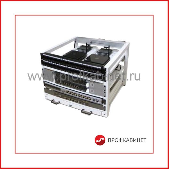 Типовой комплект учебного оборудования «Сетевая безопасность»  SECURITY-2