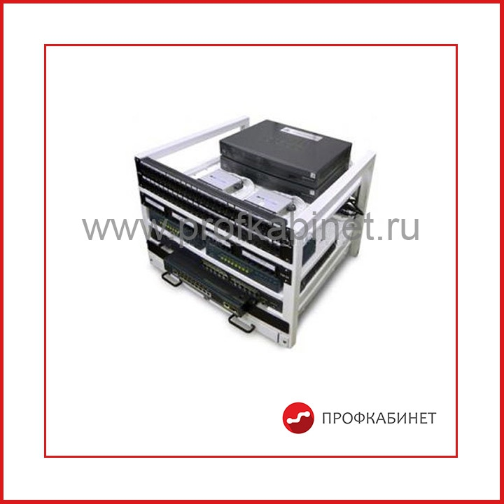 Типовой комплект учебного оборудования «Сетевая безопасность»  SECURITY-CISCO-2