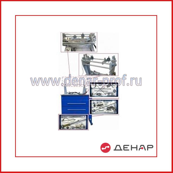 Типовой комплект учебного оборудования «Основы сопротивления материалов» ОСМ-8ЛР-09