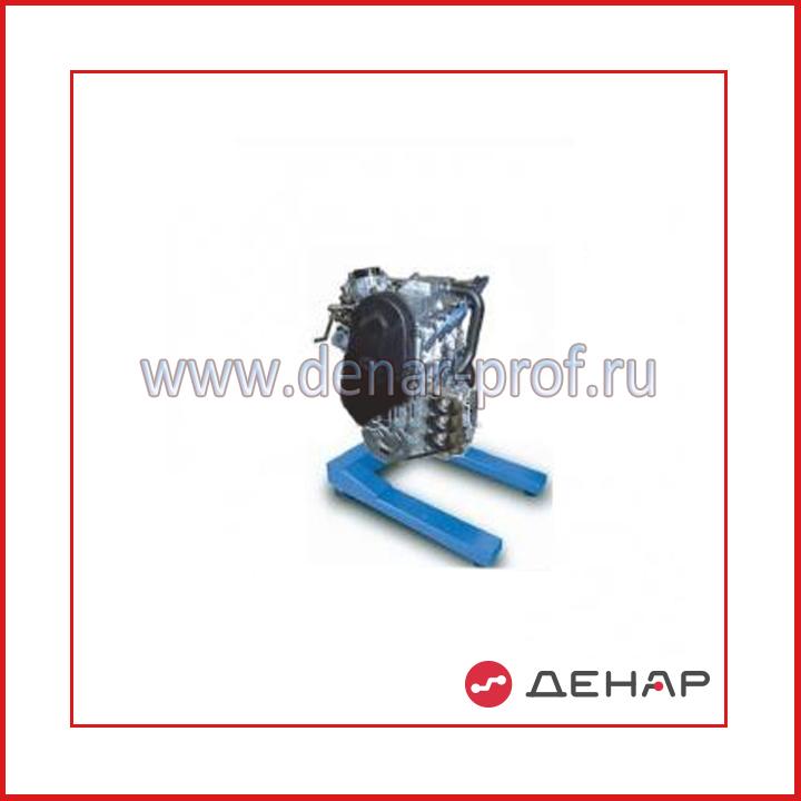 Стенд-тренажер «Инжекторный ДВС ВАЗ-2115 (8 кл.)»
