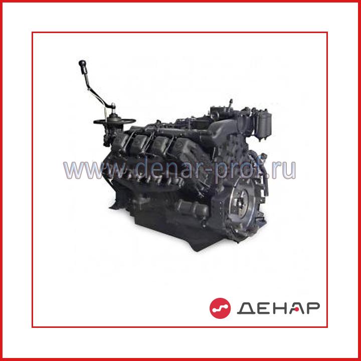 Стенд-тренажер «Двигатель КАМАЗ»