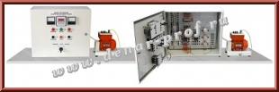 Релейно-контакторное  управление асинхронными двигателями с короткозамкнутым ротором УАДК1-П-Р
