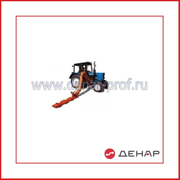 04.02.00.03 ЛС «Рабочие процессы навесного оборудования трактора К-700»
