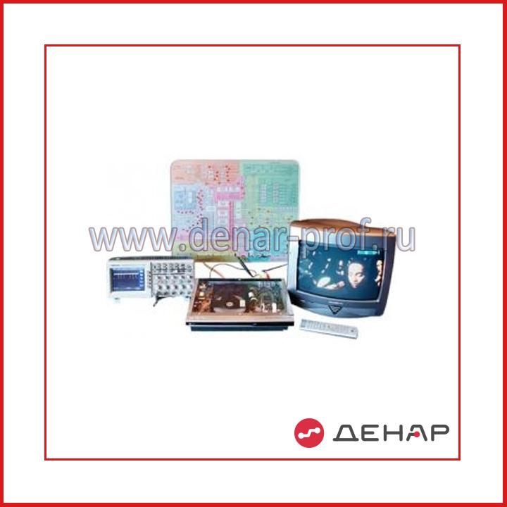 Типовой комплект учебного оборудования «DVD проигрыватель» DVD - 02