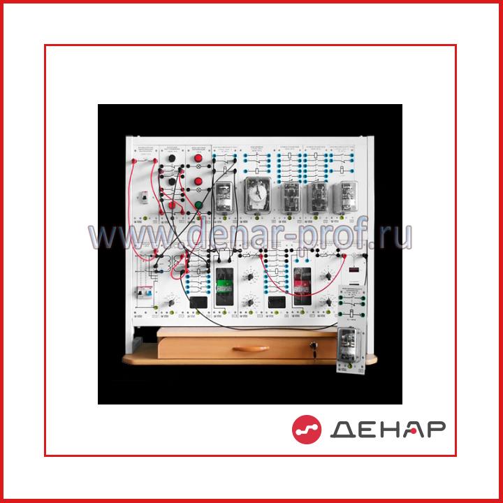 Релейная защита и автоматика в системах электроснабжения (на основе электромагнитных реле) РЗАСЭСР1-Н-Р