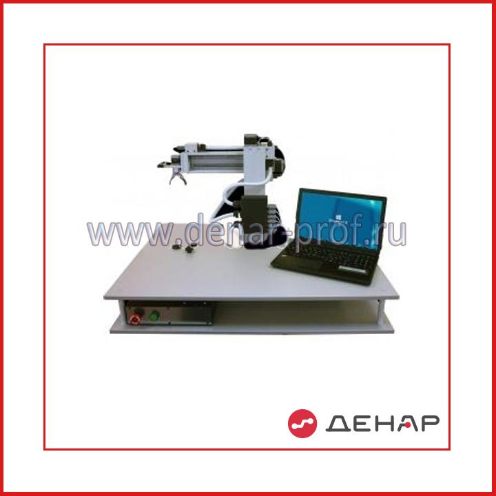 Автоматизированный сборочный стенд с компьютерным управлением и техническим зрением (АРС-УР-ТЗ)