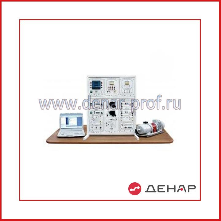 """Типовой комплект учебного оборудования """"Частотнорегулируемый электропривод"""", исполнение настольное ноутбуком, ЧЭП-НН"""