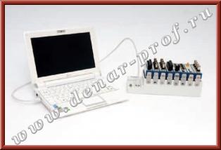 Лаборатория систем регистрации технологических параметров
