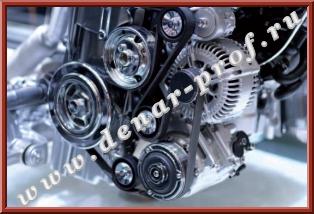 Лаборатория дизельных двигателей внутреннего сгорания