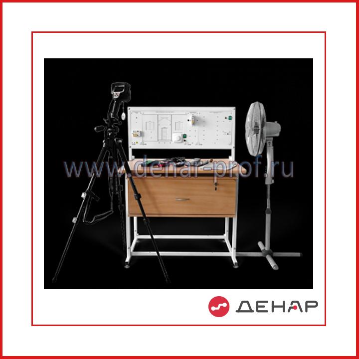 Инструментальный энергоаудит – Теплотехнические измерения при тепловизионном обследовании зданий ИЭА1-ТИТОЗ-С-К