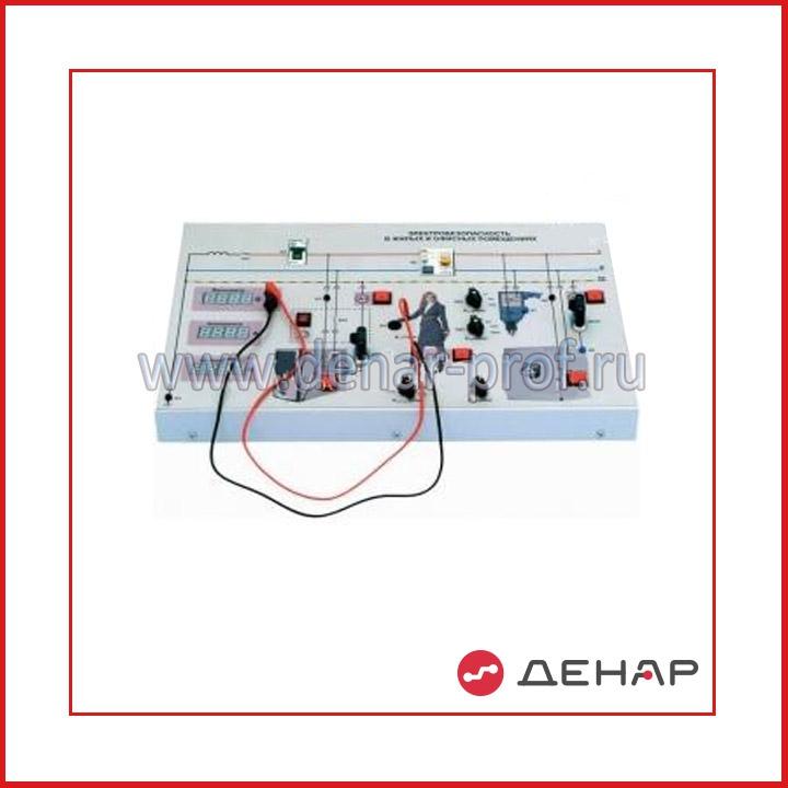 Типовой комплект учебного оборудования «Электробезопасность в жилых и офисных помещениях» БЖД - 08.